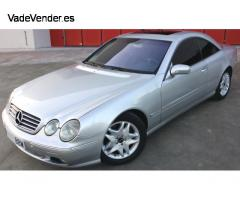 Se vende Mercedes Benz CL500 Coupé 5.0 306CV.