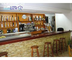 BAR CON TRASPASO EN SAN VICENTE