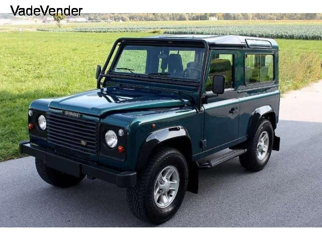 Land Rover Defender 90 SW 50th Anniversary