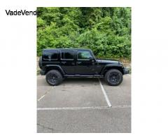 Jeep Wrangler Unlimited Hard-Top 2.8 CRD Automatik