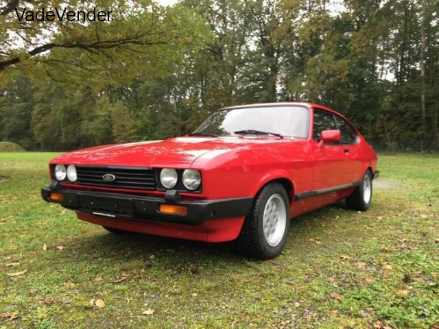 Ford Capri 2.8 Injection