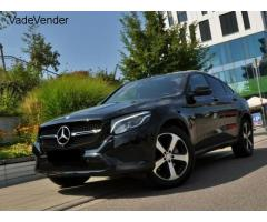 Mercedes-Benz GLC 220 d Coupe 4Matic 9G-TRONIC