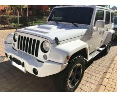 Jeep Wrangler Unlimited 2.8CRD Artic