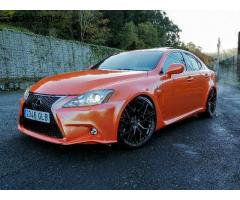 Lexus IS F 5.0 V8