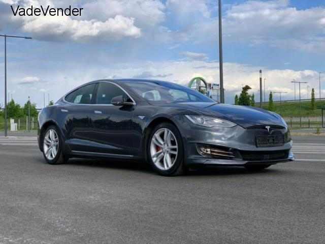 Tesla Model S P85D *Ludicrous *Facelift *Supercharger