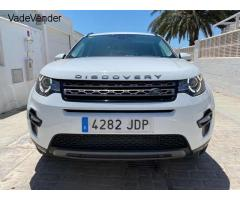 Land Rover Discovery Sport 2.2TD4 SE 4x4