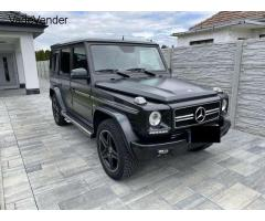 Mercedes-Benz G 500 L 7G-TRONIC Edition Select