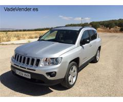 2012 Jeep Compass 2.2CRD Limited 4x2