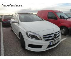 Mercedes-Benz Clase a A 220 CDI BLUEEFFICIENCY DCT AMG LINE del 2013