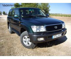 Toyota Land Cruiser HDJ 100