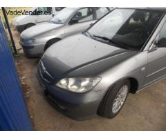 DESPIECE HONDA CIVIC