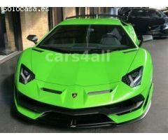 Lamborghini Aventador SVJ *1 of 900* 2019 NEW ONLY 80 KMS