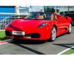 Ferrari F430 Spider F1 *Perfect combination*