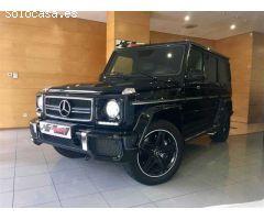 Mercedes-Benz G Clase  G63AMG