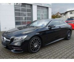 Mercedes-Benz S 560 AMG Coupe 4M *PANO*