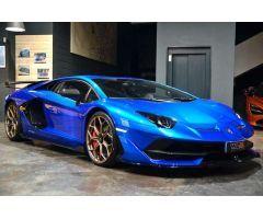 Lamborghini Aventador  SVJ  EDICION LIMITADA 1 OF 900 ESPECTACULAR!!!