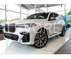 BMW X7 M50dA
