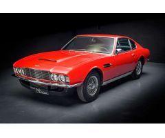Aston Martin DBS VANTAGE 1970 BARCELONA´S MOTOR SHOW