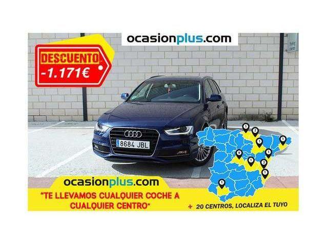 Audi A4 Avant 1.8 TFSI S line edition Mult. 170