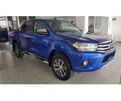 Toyota Hilux Cabina Doble VXL
