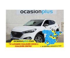 Hyundai Tucson 1.6 GDI BD Tecno 4x2 131
