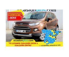 Ford EcoSport 1.5TDCi Titanium 95