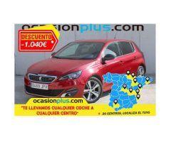 Peugeot 308 1.2 PureTech S&S GT Line 130