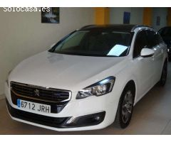 Peugeot 508 SW 2.0BlueHDI Allure EAT6 180