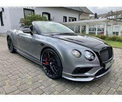 Bentley Continental Gasolina de 2 Puertas