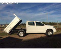 Toyota Hilux 2.5 D-4D Doble Cabina GX 4x4 106kW (144CV)