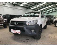 Toyota Hilux 2.4 D-4D Doble Cabina GX 4x4 110 kW (150 CV)