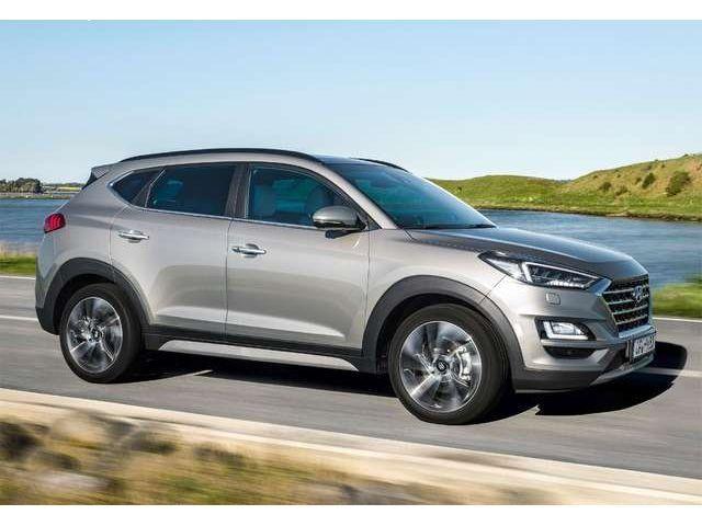 Hyundai Tucson 1.6CRDI 48V Tecno 4x2