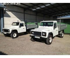 Land Rover Defender Comercial  110 Chasis Cabina. E