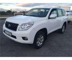 Toyota Land Cruiser 3.0 D-4D VX 140kW (190CV)