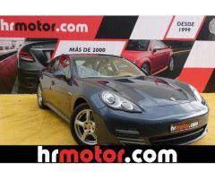 Porsche Panamera 4 Aut.