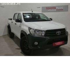 Toyota Hilux  2 4 D-4D Doble Cabina 4x4 GX