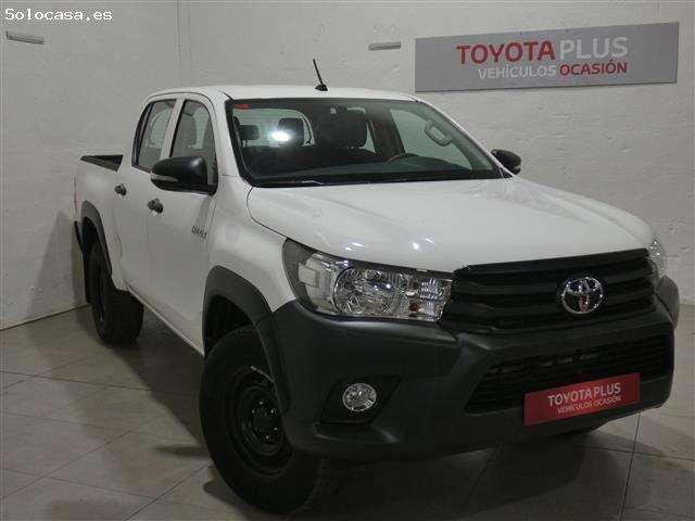 Toyota Hilux Cabina Doble GX