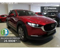 Mazda CX-30 2.0 Skyactiv-G Zenith 2WD Aut. 90kW