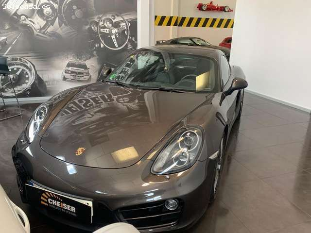 Porsche Cayman PDK