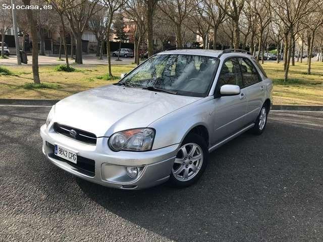 Subaru Impreza Sports Wagon 2.0 GX AWD