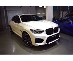BMW X4 M M Competition