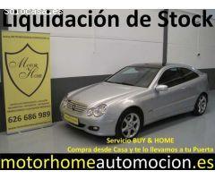 Mercedes-Benz C 220 CDI Sportcoupé Sport Edition