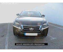 Lexus NX 300 300h Executive Tecno 4WD+Navi, Nacional, IVA incl