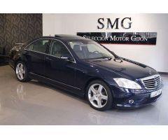 Mercedes-Benz S 320 CDI BE Aut.