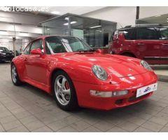 Porsche 911 Monovolumen 285cv Manual de 2 Puertas