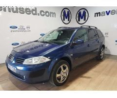 Renault Megane G.Tour 1.9DCI Confort Authentique