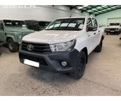 Toyota Hilux 2.4 D-4D Doble Cabina GX 4x4 110 kW (150 CV)