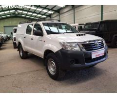 Toyota Hilux 2.5 D-4D Cabina Simple GX 4x4 106kW (144CV)