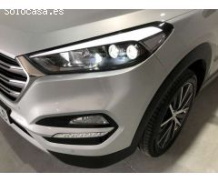 Hyundai Tucson Todoterreno 115cv Manual de 5 Puertas