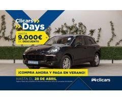 Porsche Cayenne Todoterreno 420cv Automático de 5 Puertas
